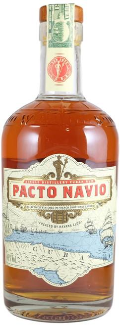 Pacto Navio Cuban Rum