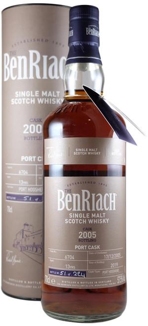 BenRiach 2005 Port Single Cask Batch 16