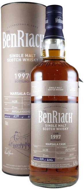 BenRiach 1997 Marsala Single Cask Batch 16