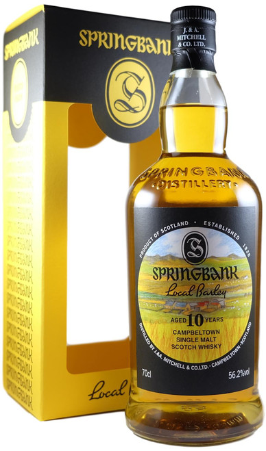 Springbank Local Barley 10-Year-Old 5th Release