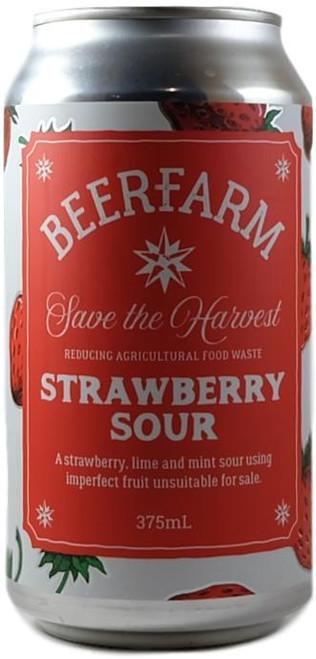 Beerfarm Strawberry Sour