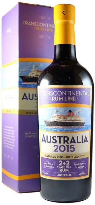 Transcontinental Rum Line Australia 2015