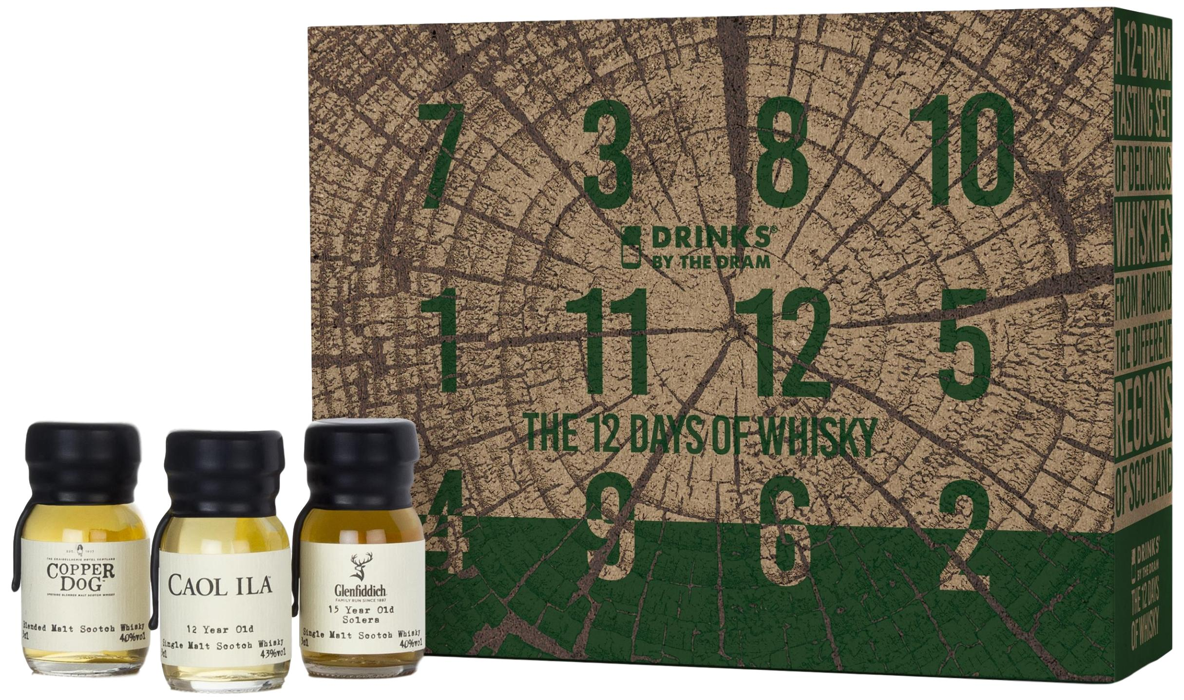 The Christmas Whisky Packs You've Been Waiting For