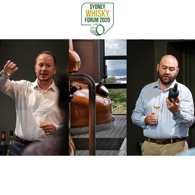 Ardnamurchan Rising: Previewing The Inaugural Single Malt [Sydney Whisky Forum 2020]