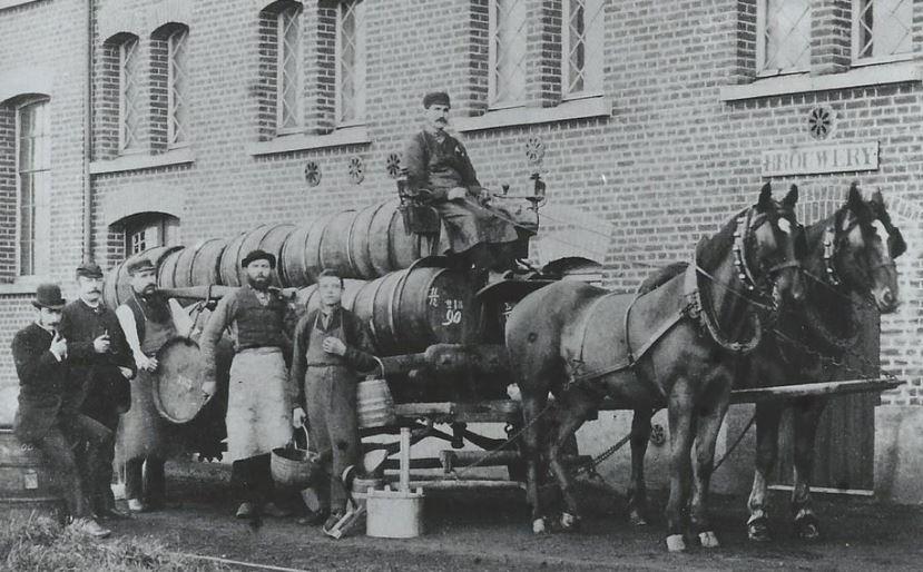Brouwerij Verhaeghe/ Brouwerij Van Steenberge(Belgium)