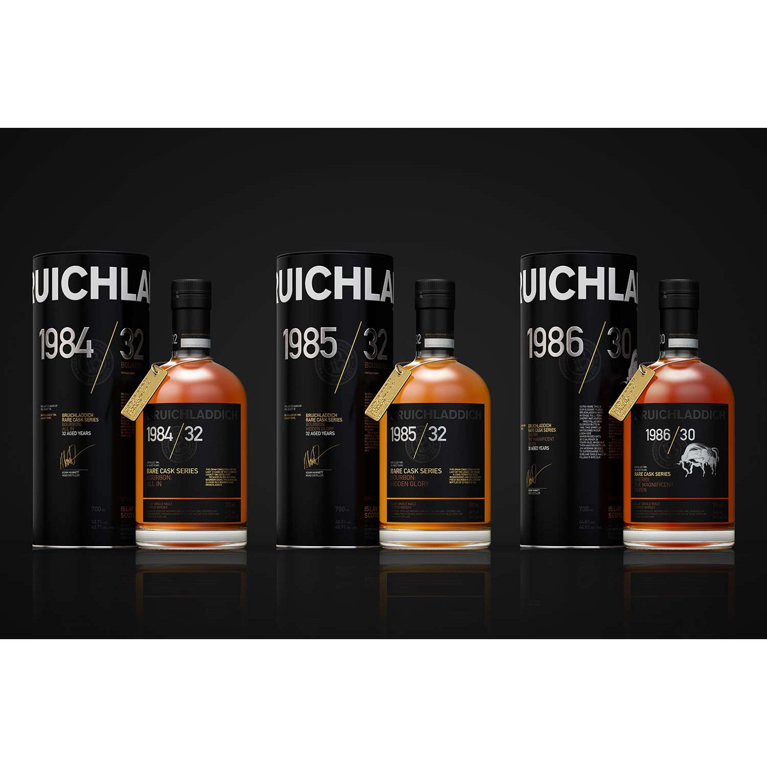 Bruichladdich Rare Casks: The Last Of Their Kind