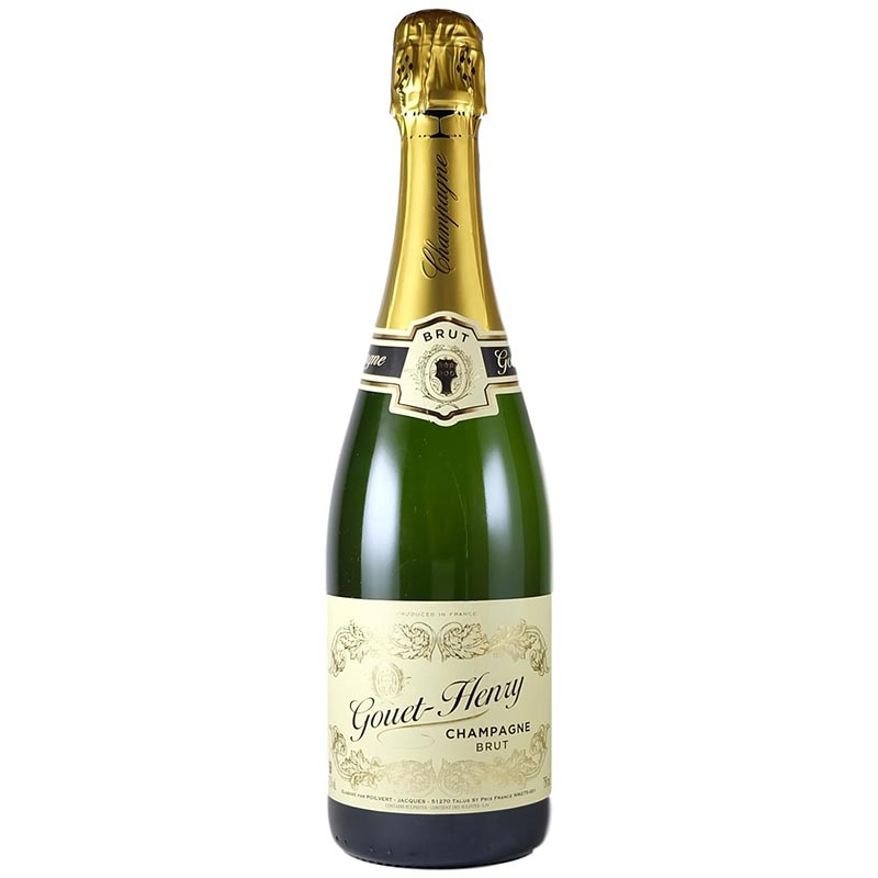 Direct Import: Champagne Gouet-Henry!