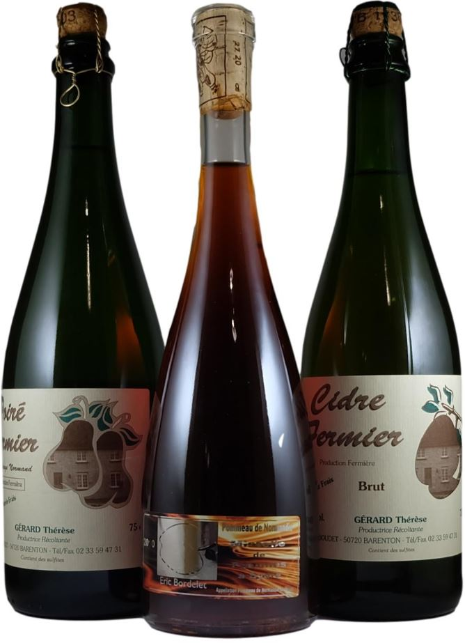 Eric Bordelet/Small Acres/Therese Gerard Cideries