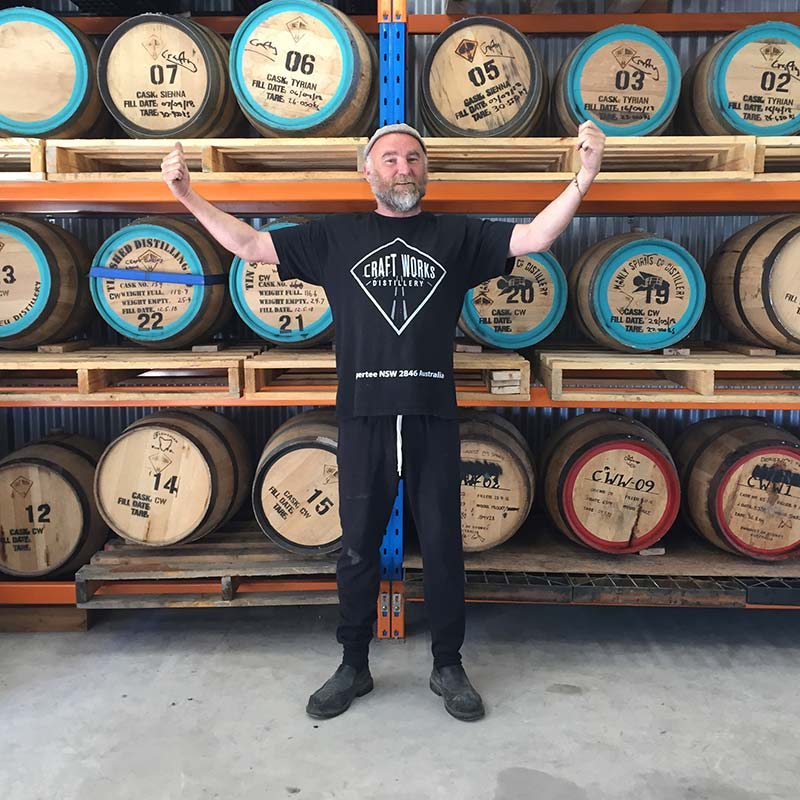 Craft Works Whisky Launch With Crafty