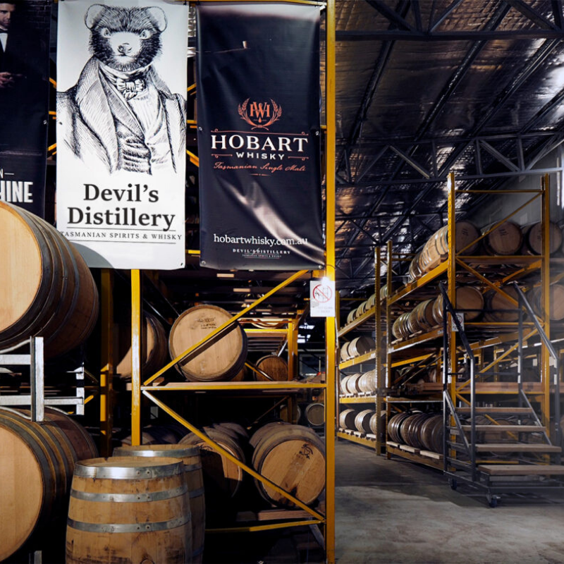 Innovation & Experimentation For Hobart Whisky's Single Malt
