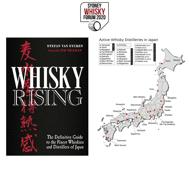 The State Of Japanese Whisky 2020 [Sydney Whisky Forum 2020]
