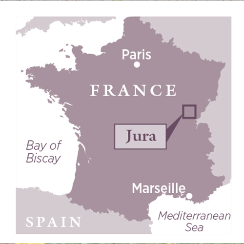 A Look at the Region of Jura and it's Wines