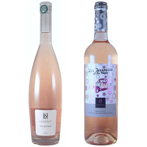 Direct Import: Château de la Négly Rose!