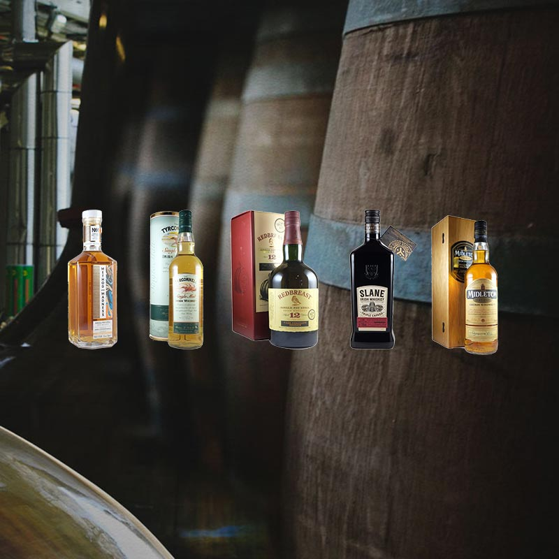 Whiskies To Raise A Glass To Ireland