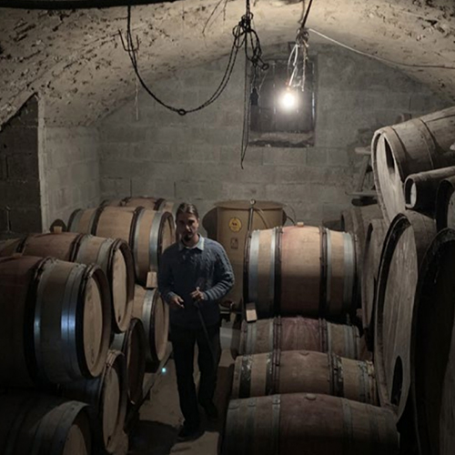 Meet Louis Terral, the new blood of Bugey