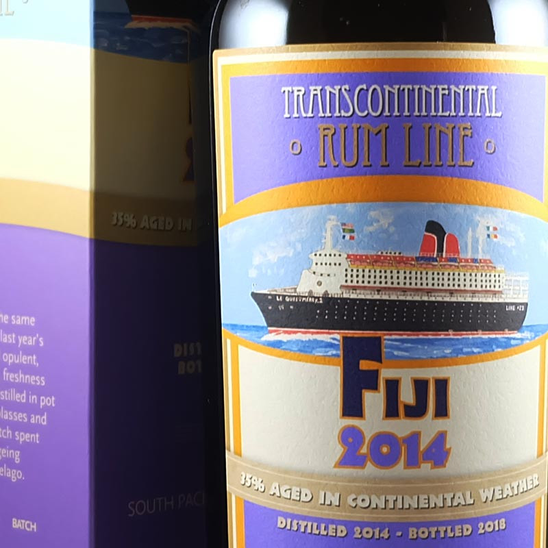 Transcontinental Rums: Well Travelled Spirits