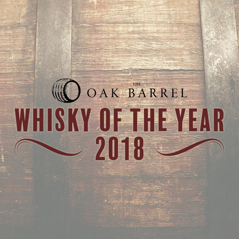 Whisky Of The Year 2018