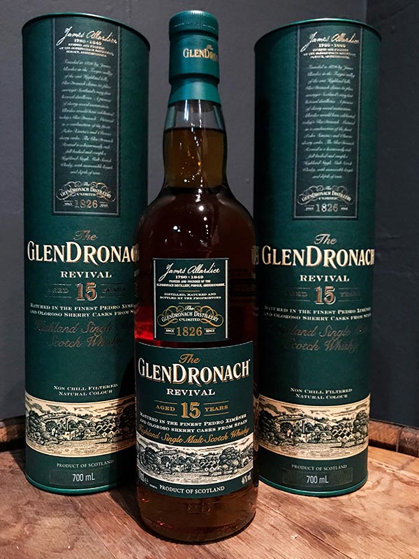 Whisky Of The Year 2019: GlenDronach Revival 15-Year-Old