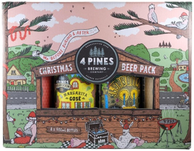 4 Pines Christmas Beer Pack 2019