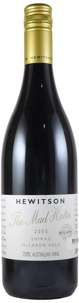 Hewitson The Mad Hatter Shiraz 2005