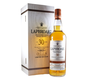 Laphroaig 30-Year-Old Single Malt