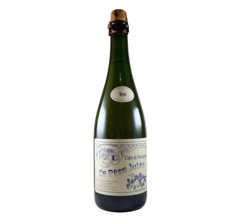 Pere Jules Cidre Bouche (Dry Apple Cider) 750ML
