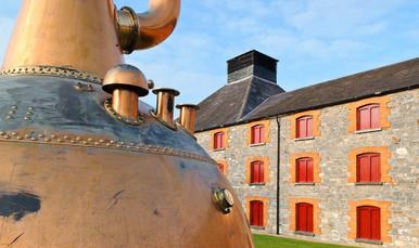 Irish Whiskey Appreciation July 2019 (Wed 17 July)