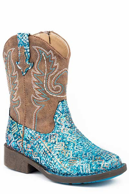 f1e42a33c55 Roper Toddlers Cowboy Cool Boots | Green Mountain Horse and Tack