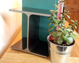 structural steel bookend
