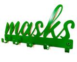 Calligraphy Design Mask Hanger