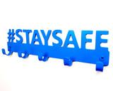 Stay Safe Mask Hanger