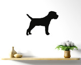 Border Terrier Wall Art