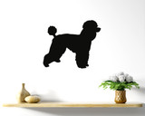 Poodle Wall Art