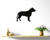 Staffordshire Bull Terrier Wall Art