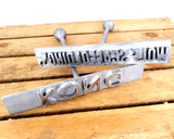 Personalised Branding iron