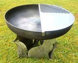 Fox Fire Pit - 70cm