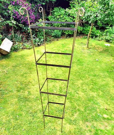 Large Square Plant Support