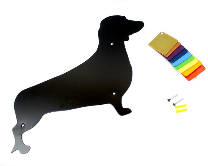dachshund dog wall art
