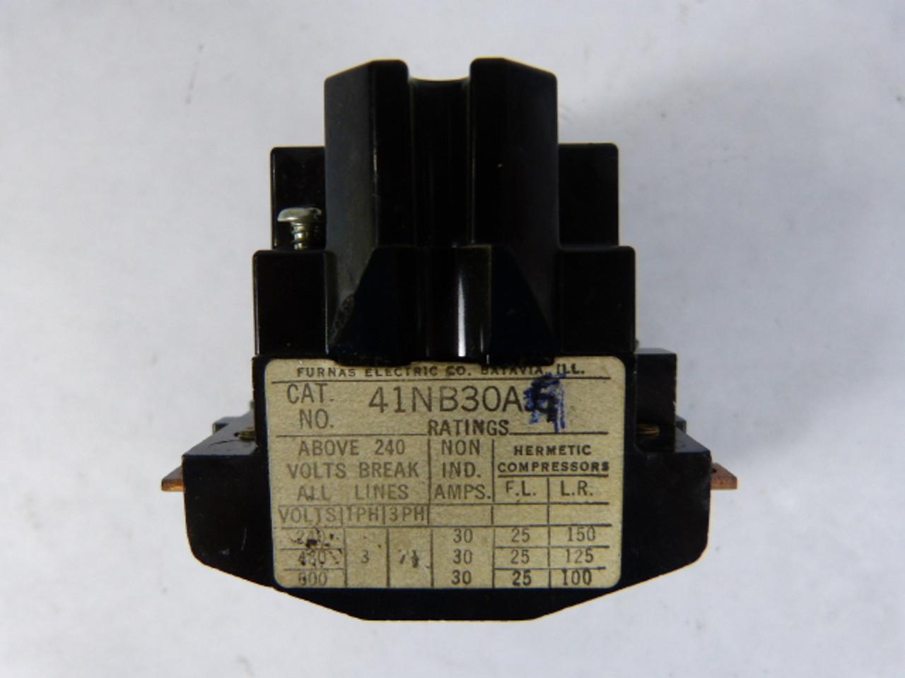 Furnas 45EG10AGA Contactor 30 Amp 240VAC  NEW