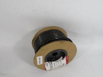 "Techspan SRPE-375-9-C 100' Polyethylene Spiral Wrap Reverse Cut 3/8"" ! NEW !"