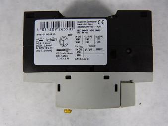 Siemens Class 10 3RV1011-1DA10 Manual Motor Starter Overload Protector 2.2-3.2A