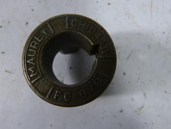 """Maurey FC-095 Jaw-Style Shaft Coupling 1//2/""""  USED"""