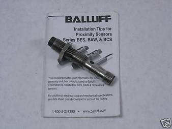 Original Balluff Proximity Switch BESM30MI-PSC15B-S04K Plug-in Sensor