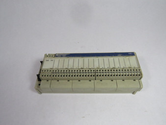 Telemecanique ABE7-R16S210 16-Channel Electromechanical Relay Sub-Base ! WOW !