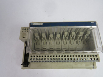 Telemecanique ABE7-P08T330 8-Channel Sub-Base For Plug-In Relay ! WOW !