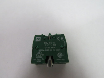 MCG MB2BE102 Contact Block 2NC 10A 240V  USED