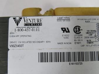 Venture Lighting HPS Potted Outdoor Ballast 1000W 600V 1.90A 60Hz