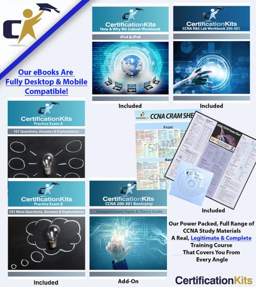 CCNA 200-301 Study Value Pack