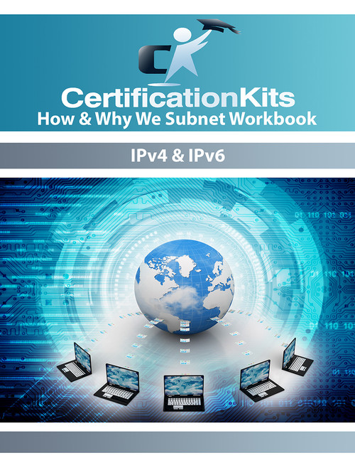 Cisco CCNA 200-301 How & Why We Subnet Workbook IPV4-IPv6