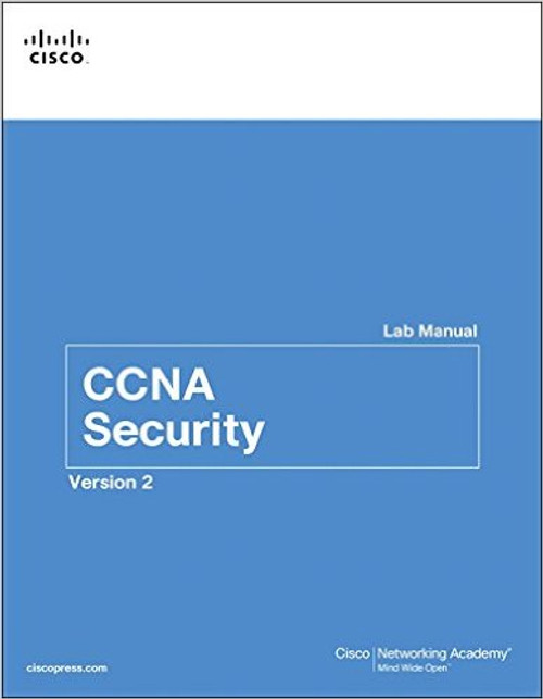 Cisco CCNA Security Lab Workbook